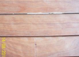 Grey Ironbark Decking 86 x 19  Brown Red Colour