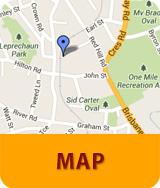 Gympie Sawmill Map