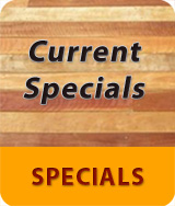 Gympie Sawmill Specials