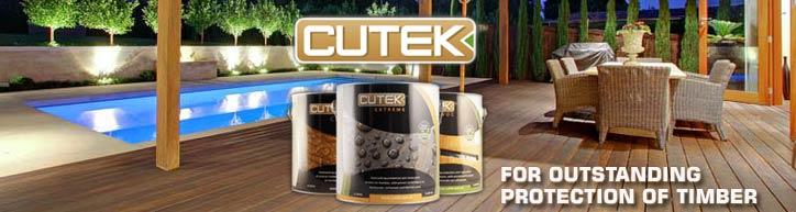 CUTEK Timber Protection