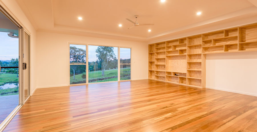 Blackbutt flooring from Gympie Sawmill
