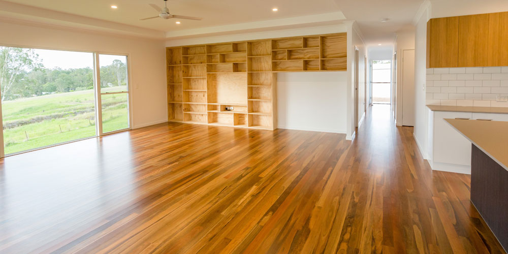 Blackbutt Flooring from Gympie Sawmill.